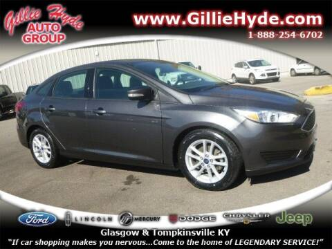 2018 Ford Focus for sale at Gillie Hyde Auto Group in Glasgow KY