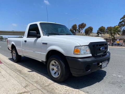 2011 Ford Ranger for sale at Beyer Enterprise in San Ysidro CA