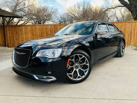 2015 Chrysler 300 for sale at DFW Auto Provider in Haltom City TX