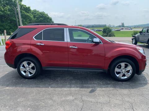 2015 Chevrolet Equinox for sale at Westview Motors in Hillsboro OH