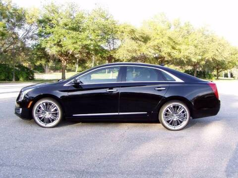 2013 Cadillac XTS for sale at Unique Sport and Imports in Sarasota FL