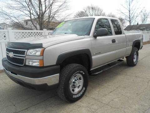 2006 Chevrolet Silverado 2500HD for sale at Mark's Sales and Service in Schoolcraft MI