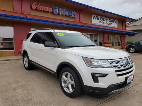 2019 Ford Explorer for sale at Ohana Motors in Lihue HI