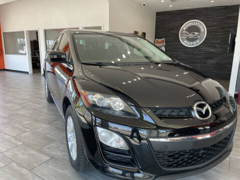 2011 Mazda CX-7 for sale at Evolution Autos in Whiteland IN
