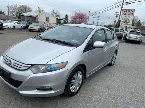 2010 Honda Insight for sale at Sam's Auto in Akron PA