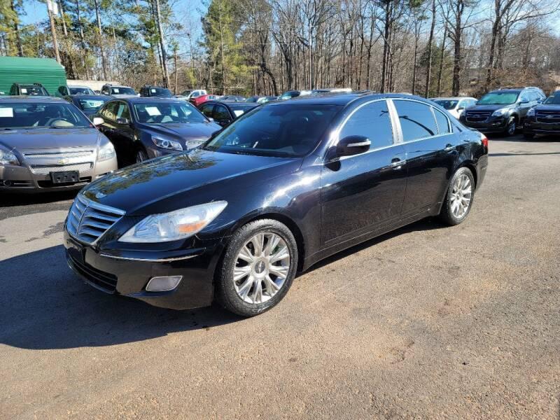 2009 Hyundai Genesis for sale at GA Auto IMPORTS  LLC in Buford GA