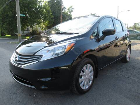 2017 Nissan Versa Note for sale at PRESTIGE IMPORT AUTO SALES in Morrisville PA