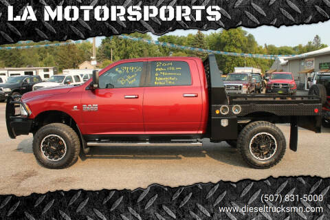 2014 RAM Ram Pickup 2500 for sale at LA MOTORSPORTS in Windom MN