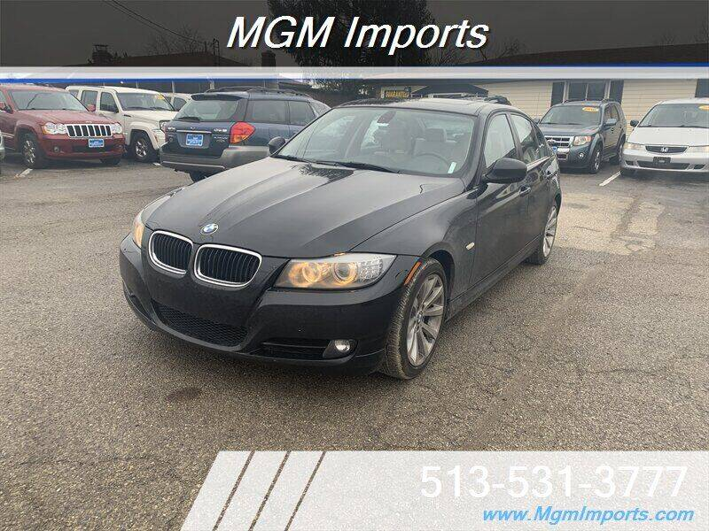 2011 BMW 3 Series for sale at MGM Imports in Cincannati OH