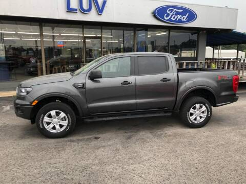 2019 Ford Ranger for sale at Luv Motor Company in Roland OK