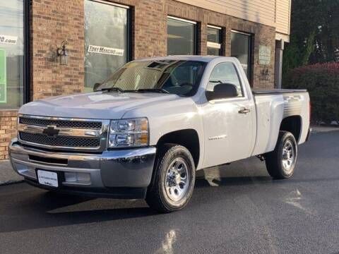 2013 Chevrolet Silverado 1500 for sale at The King of Credit in Clifton Park NY