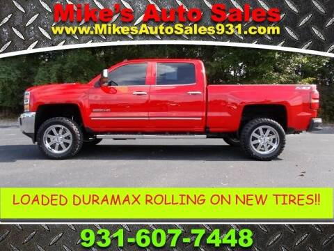 2017 Chevrolet Silverado 2500HD for sale at Mike's Auto Sales in Shelbyville TN
