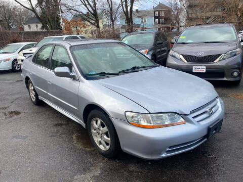 2002 Honda Accord for sale at Polonia Auto Sales and Service in Hyde Park MA