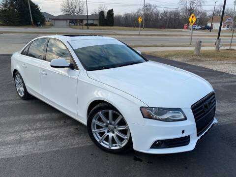2010 Audi A4 for sale at Wyss Auto in Oak Creek WI