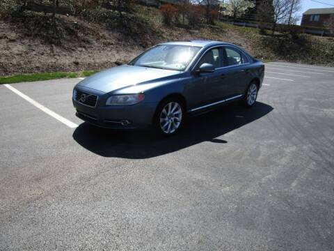 2012 Volvo S80 for sale at Ridge Pike Auto Sales in Norristown PA