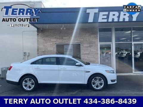 2017 Ford Taurus for sale at Terry Auto Outlet in Lynchburg VA