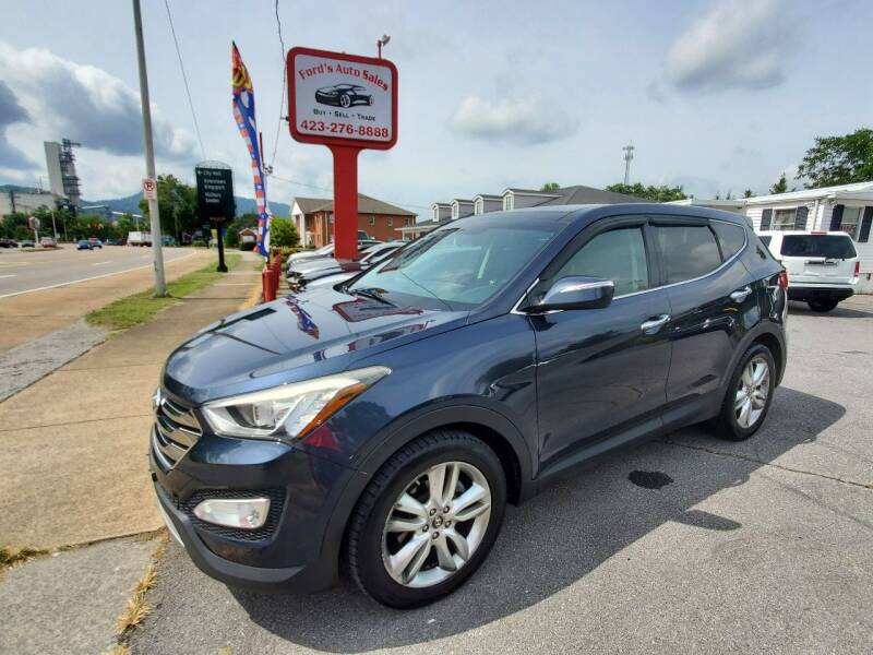 2013 Hyundai Santa Fe Sport for sale at Ford's Auto Sales in Kingsport TN