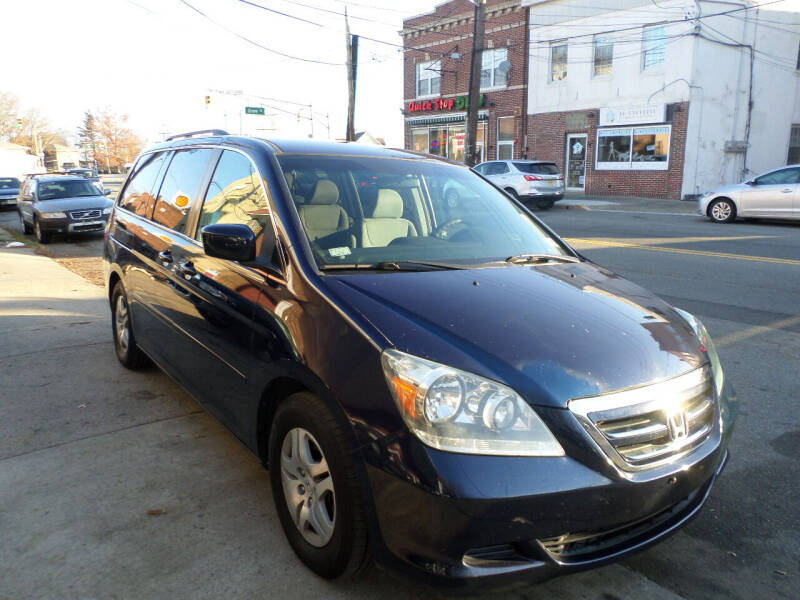 2007 Honda Odyssey for sale at Associated Sales & Leasing, Inc. in Perth Amboy NJ