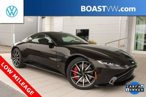 2019 Aston Martin Vantage for sale at BOAST MOTORCARS in Bradenton FL