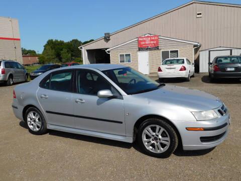 2006 Saab 9-3 for sale at Macrocar Sales Inc in Akron OH
