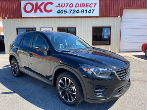 2016 Mazda CX-5 for sale at OKC Auto Direct in Oklahoma City OK