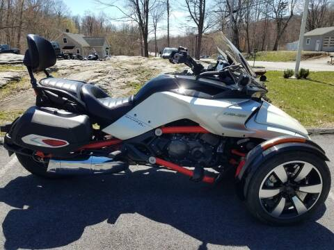2015 Can-Am Spyder F3-S for sale at WILKINS MOTORSPORTS in Brewster NY