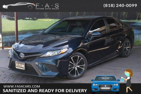 2018 Toyota Camry Hybrid for sale at Best Car Buy in Glendale CA