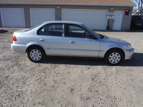 1999 Honda Civic for sale at Car Corner in Sioux Falls SD