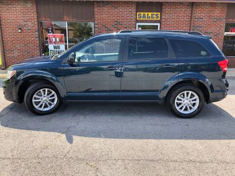 2014 Dodge Journey for sale at Atlas Cars Inc. in Radcliff KY