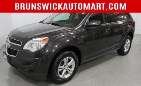 2015 Chevrolet Equinox for sale at Brunswick Auto Mart in Brunswick OH
