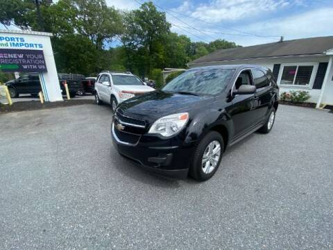2015 Chevrolet Equinox for sale at Sports & Imports in Pasadena MD