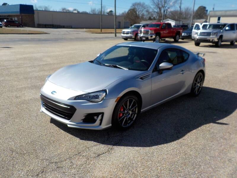 2017 Subaru BRZ for sale at Young's Motor Company Inc. in Benson NC