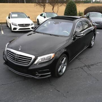 2015 Mercedes-Benz S-Class for sale at Legacy Motor Sales in Norcross GA