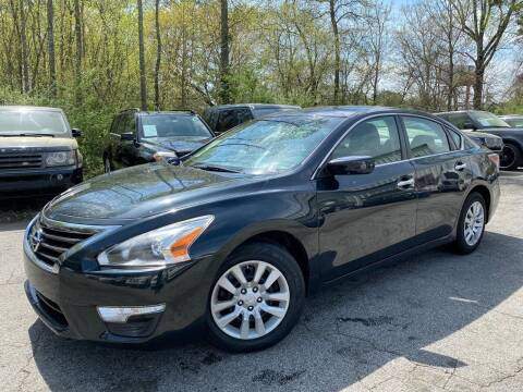 2015 Nissan Altima for sale at Car Online in Roswell GA