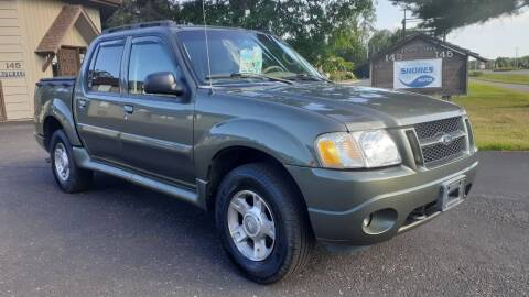 2004 Ford Explorer Sport Trac for sale at Shores Auto in Lakeland Shores MN