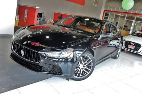 2017 Maserati Ghibli for sale at Quality Auto Center of Springfield in Springfield NJ