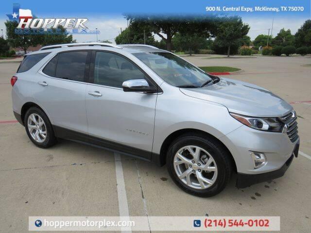 2018 Chevrolet Equinox for sale in Mckinney, TX