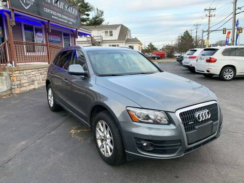 2012 Audi Q5 for sale at Lux Car Sales in South Easton MA