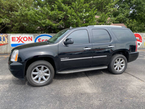 2013 GMC Yukon for sale at Towell & Sons Auto Sales in Manila AR