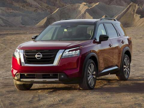 2022 Nissan Pathfinder for sale at Tom Peacock Nissan (i45used.com) in Houston TX