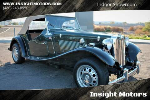 1986 MG TD for sale at Insight Motors in Tempe AZ