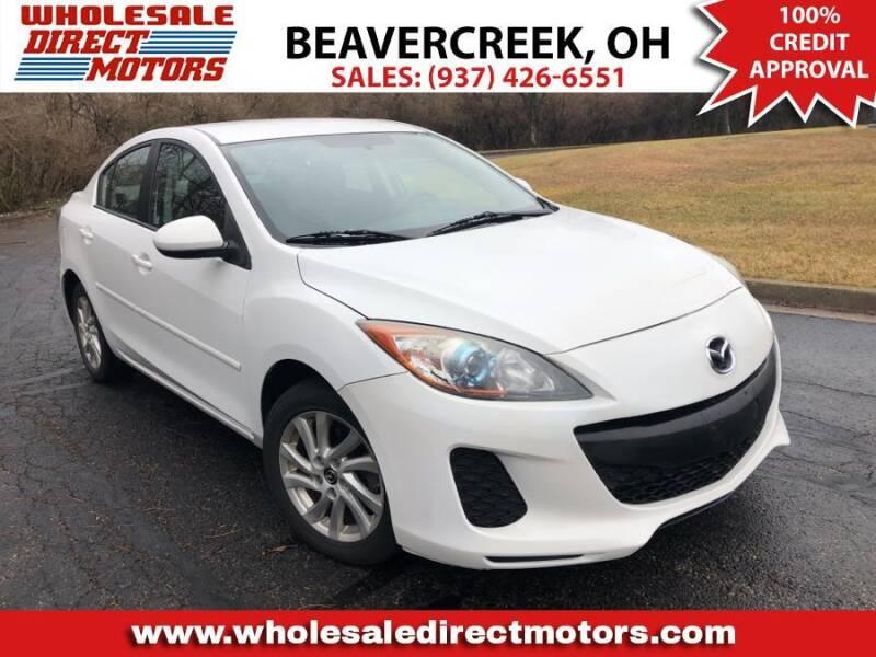 2013 Mazda MAZDA3 for sale in Beavercreek, OH
