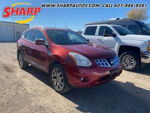 2013 Nissan Rogue for sale at Sharp Automotive in Watertown SD