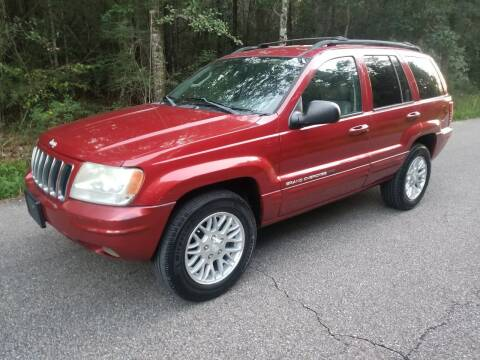 2003 Jeep Grand Cherokee for sale at J & J Auto Brokers in Slidell LA