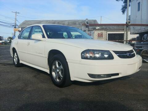 2004 Chevrolet Impala for sale at Viking Auto Group in Bethpage NY