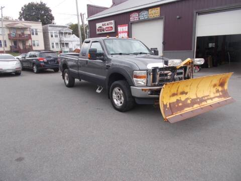 2010 Ford F-250 Super Duty for sale at Mig Auto Sales Inc in Albany NY