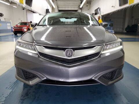 2018 Acura ILX for sale at Auto Finance of Raleigh in Raleigh NC