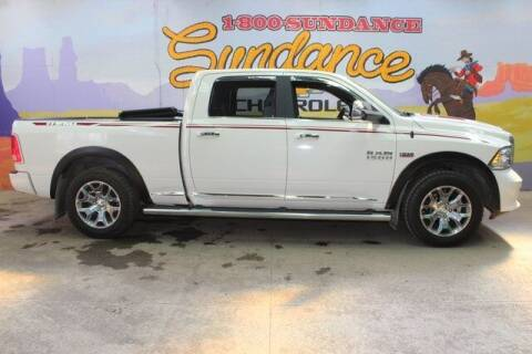 2017 RAM Ram Pickup 1500 for sale at Sundance Chevrolet in Grand Ledge MI