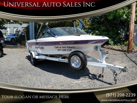 1998 MasterCraft ProStar 190 for sale at Universal Auto Sales Inc in Salem OR
