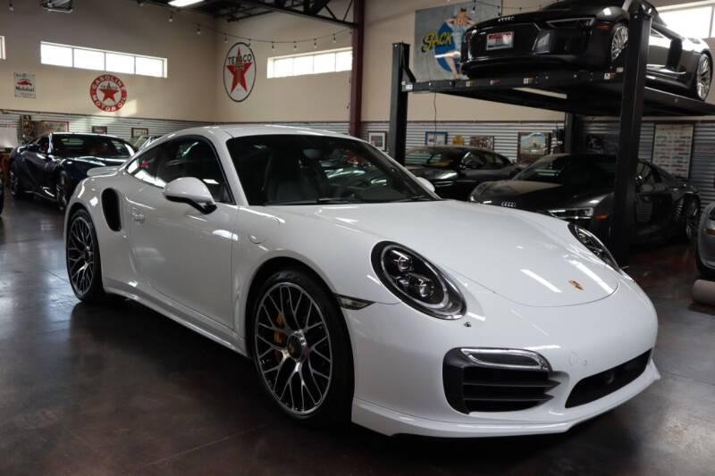 2016 Porsche 911 for sale at Sun Valley Auto Sales in Hailey ID